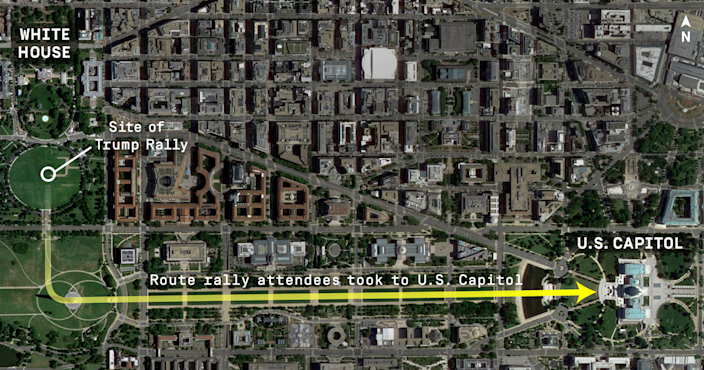 Photo credit: Kory Kennedy using aerial image by Google Earth