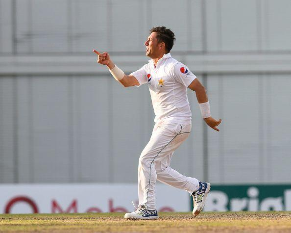 Yasir Shah has the ability and the skill to trouble the Indian batsmen