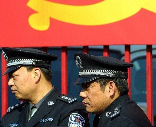 Police in Guangzhou have urged foreigners living in the city not to disturb public order