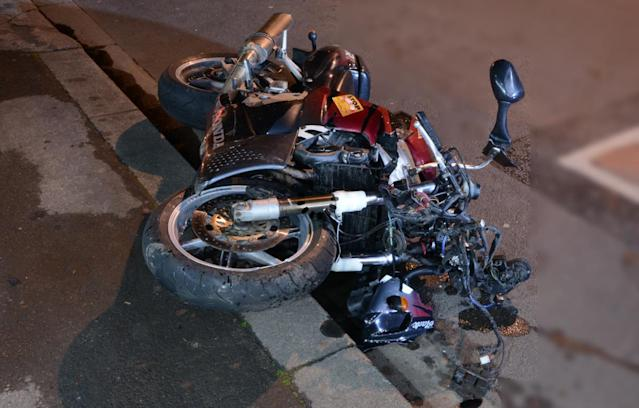 Michael Rice died after the teenager put a bike in front of his motorbike, causing him to crash (Picture: PA)