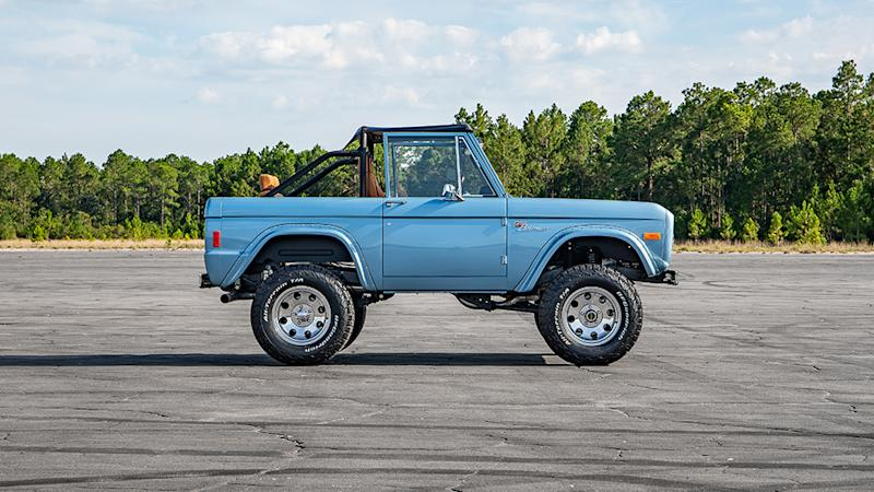 Velocity Restorations' 1969 Ford Bronco