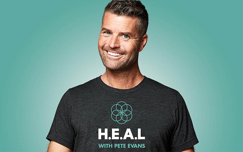 Pete Evans has spoken out on the sunscreen study from the US's FDA. Photo: Pete Evans