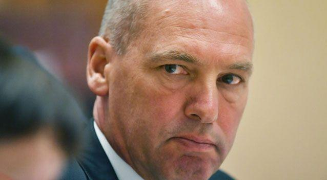 Liberal senator Stephen Parry will quit politics if British authorities find he is a dual citizen. Photo: AAP