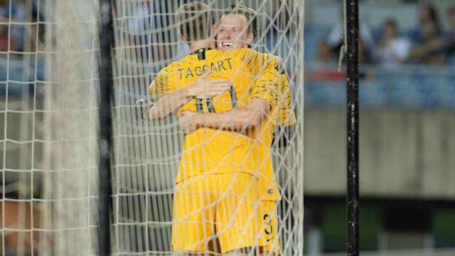 Australia took control of Group B in World Cup qualifying with a 1-0 defeat of Jordan in Amman.
