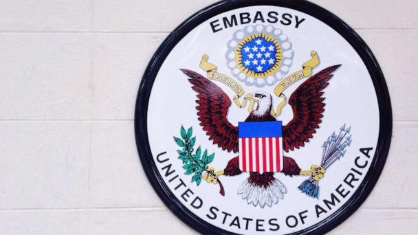 PHOTO: United States U.S. embassy (STOCK PHOTO/Getty Images)