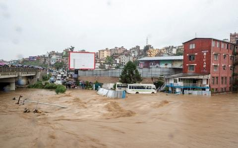 Nepal Floods, Landslides Take Death Toll to 65, Number May Rise