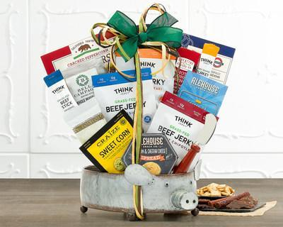 Gourmet Jerky & Savory Snack Father's Day Collection