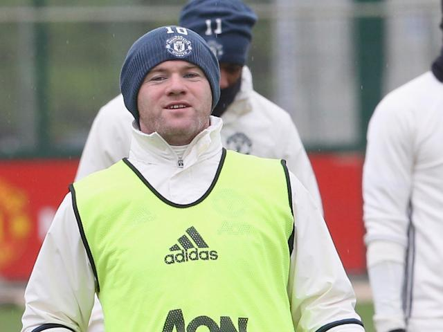 Wayne Rooney has found first-team opportunities harder to come by under Jose Mourinho: Getty