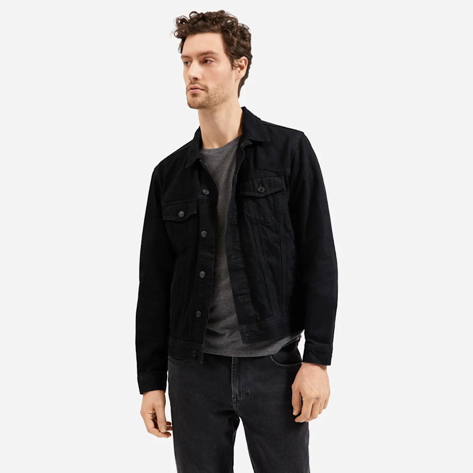 """<h2>Everlane The Denim Jacket 