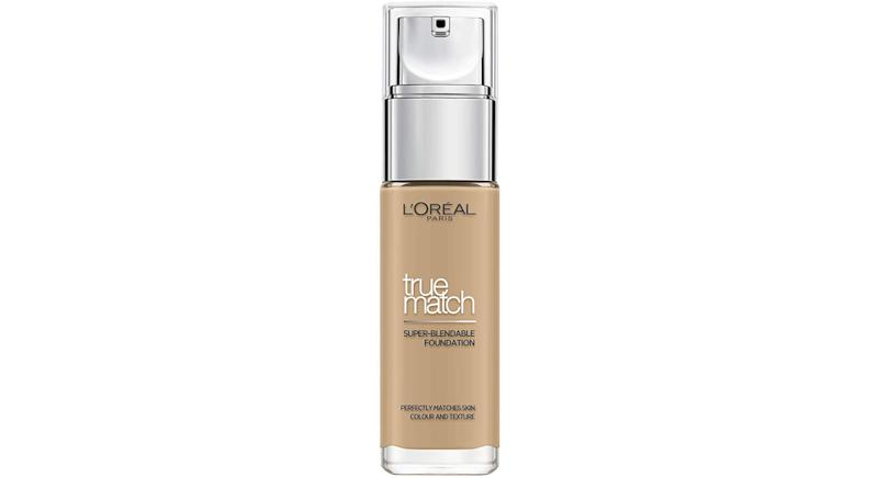 L'Oreal Paris Foundation True Match Liquid Foundation & SPF