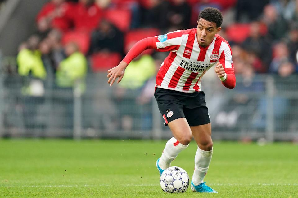 <strong>10 - Donyell Malen</strong> (20 ans), Pays-Bas/PSV Eindhoven.
