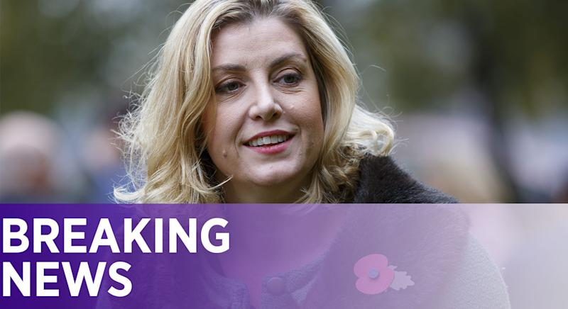 Penny Mordaunt replaces Priti Patel as worldwide development secretary