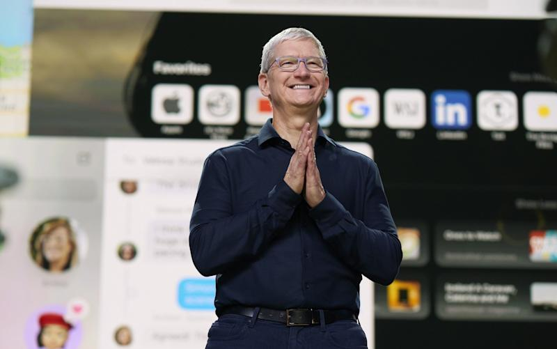Apple One More Thing event: Tech giant unveils new MacBooks with 'longest ever battery life'