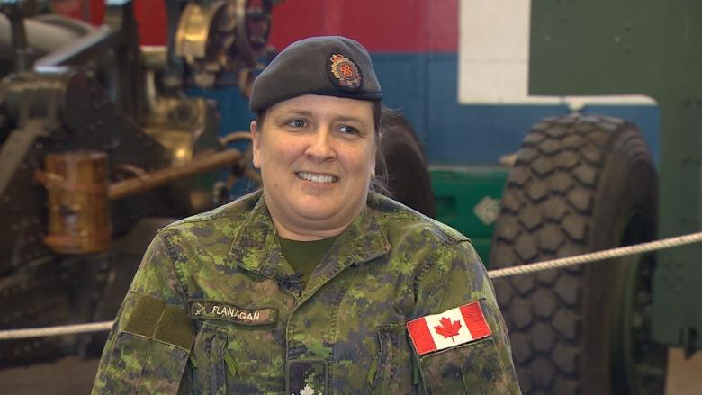 N.B. reservists ready to pay respects at Vimy Ridge
