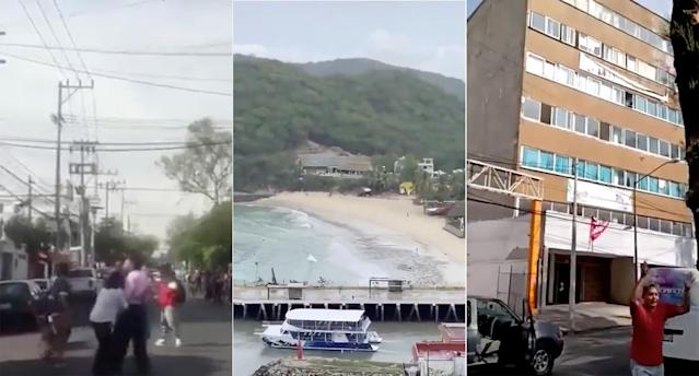 Capturas de video Twitter