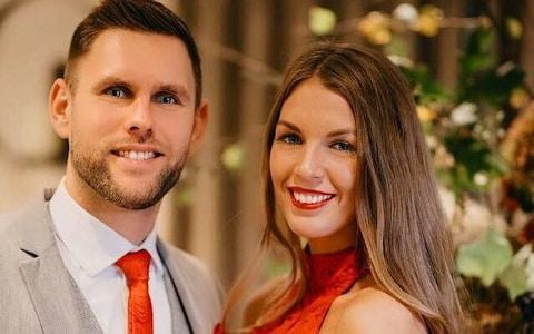 Stuart Hill and Becky Dobson died when a helicopter crashed in the Grand Canyon on Saturday - Credit: facebook