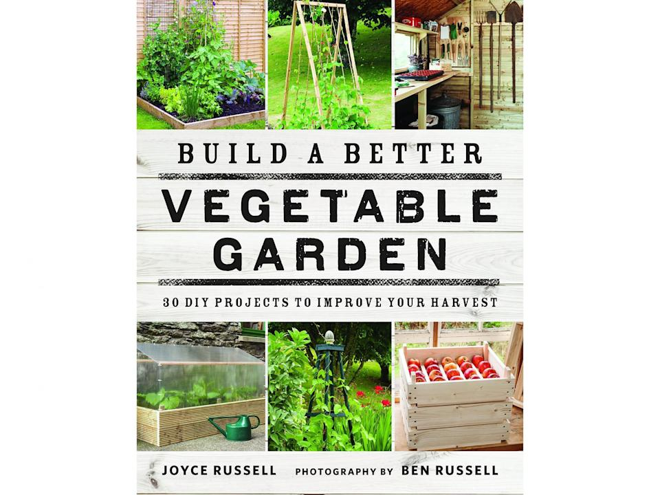 For larger green spaces, learn practicaltips on how toharvestyour own produce successfully with this title (Amazon)