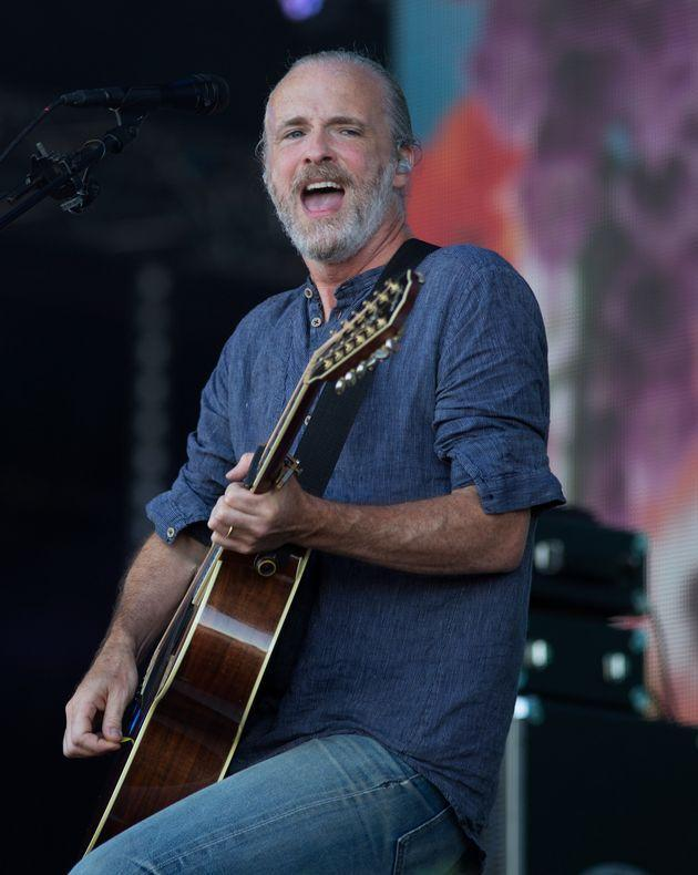 Fran Healy performing in 2016 (Photo: Jo Hale via Getty Images)