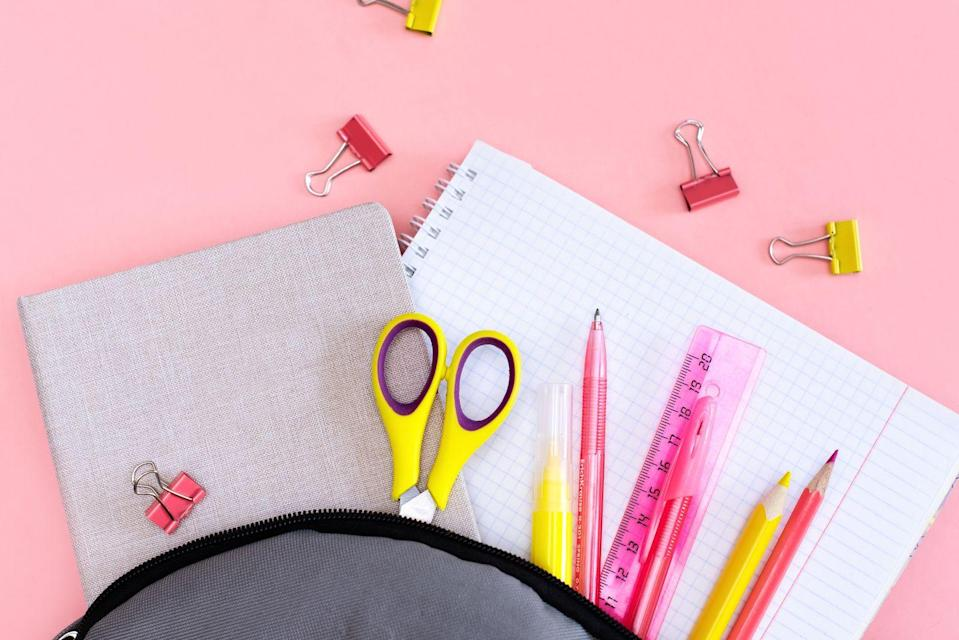 <p>While it may seem easier to Amazon Prime your back to school items instead of combing through the aisles at Staples, there's a reason the Big Box stores are packed at the end of the summer. Not only do they have the widest selection on specific items but they aren't subject to price inflation, which can occur on Amazon.</p>