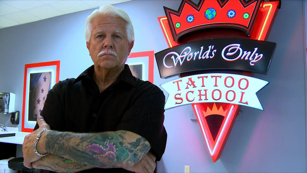 "<p><b>Tattoo School</b> (Thursday, 5/24 on TLC)<br><br> We watched the special, which has now been turned into this series, and to say it was disturbing would be an understatement. It's a show where anyone off the street with no discernible artistic talent can go to school for two weeks and learn how to create tattoos, with real live humans as their guinea pigs. Given that even the talented pros on ""Best Ink"" and ""Ink Master"" sometimes struggle to do excellent tattoo work, watching newbies do it is really nauseating. Then again, we did tune in for the special...</p>"