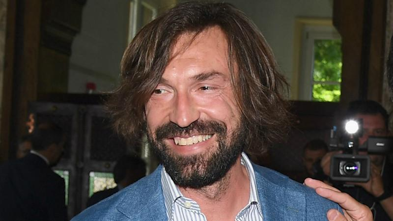 Juventus coach Pirlo completes coaching qualifications with near-perfect score