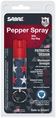 SABRE donates to C.O.P.S. fallen officers families with patriotic pepper spray and gel products