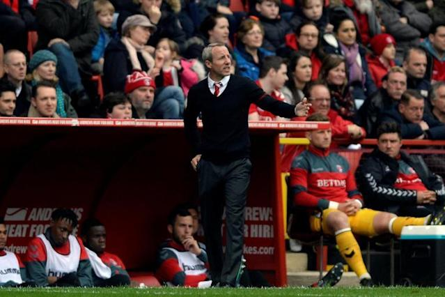 Charlton vs Shrewsbury: Lee Bowyer happy to ditch his fishing rods in bid to catch out promotion rivals