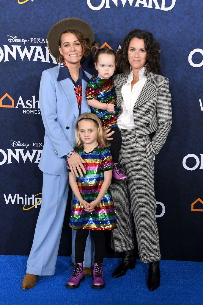 "<p>""Our kids know us ... like, really know us. We are learning about ourselves through them. They're the teachers. <a href=""https://www.parents.com/parenting/celebrity-parents/brandi-carlile-on-her-journey-to-lgbtq-parenting-queers-must-pave-their-own-way/"" rel=""nofollow noopener"" target=""_blank"" data-ylk=""slk:I'm Mama"" class=""link rapid-noclick-resp"">I'm Mama</a> and Catherine is Mummy. The girls decided that on their own, probably based on what we call our own mothers.""</p><p><strong>RELATED:</strong> <a href=""https://www.goodhousekeeping.com/holidays/mothers-day/g4244/mothers-day-quotes/"" rel=""nofollow noopener"" target=""_blank"" data-ylk=""slk:Mother's Day Quotes That Prove Mom's a Hero"" class=""link rapid-noclick-resp"">Mother's Day Quotes That Prove Mom's a Hero</a></p>"