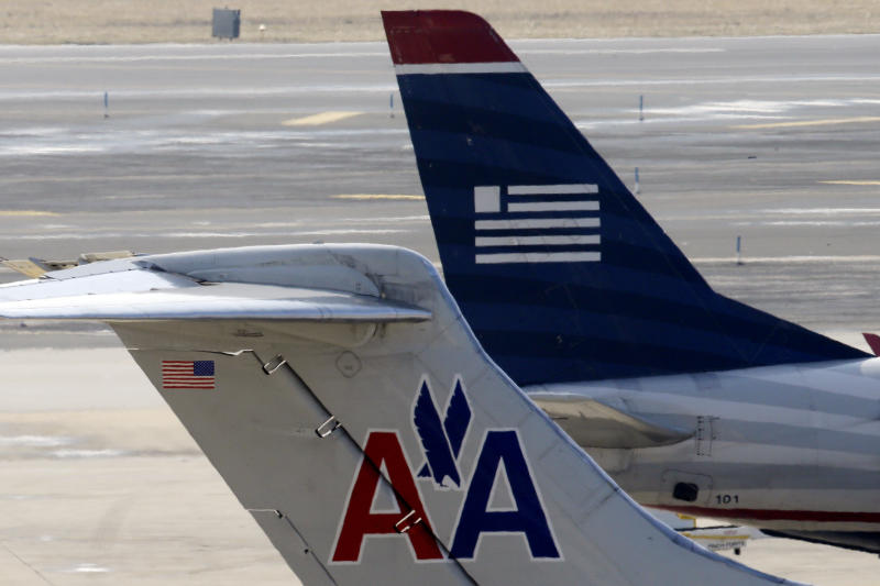 Judge approves American-US Airways merger