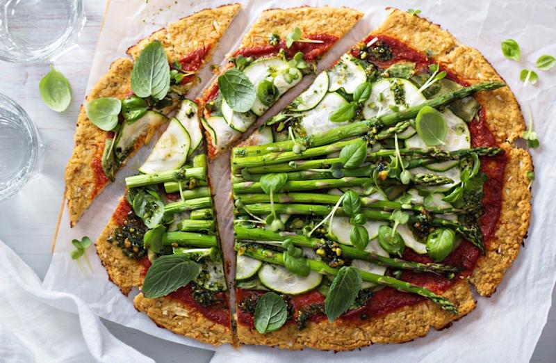 Trader Joe's Cauliflower Pizza Crust Is Here to Make Your No-Carb Dreams Come True
