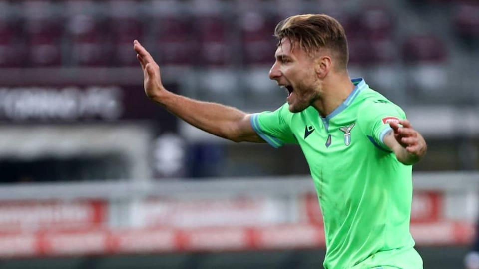 Ciro Immobile | DeFodi Images/Getty Images