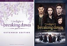 The Twilight Saga: Breaking Dawn Box Art