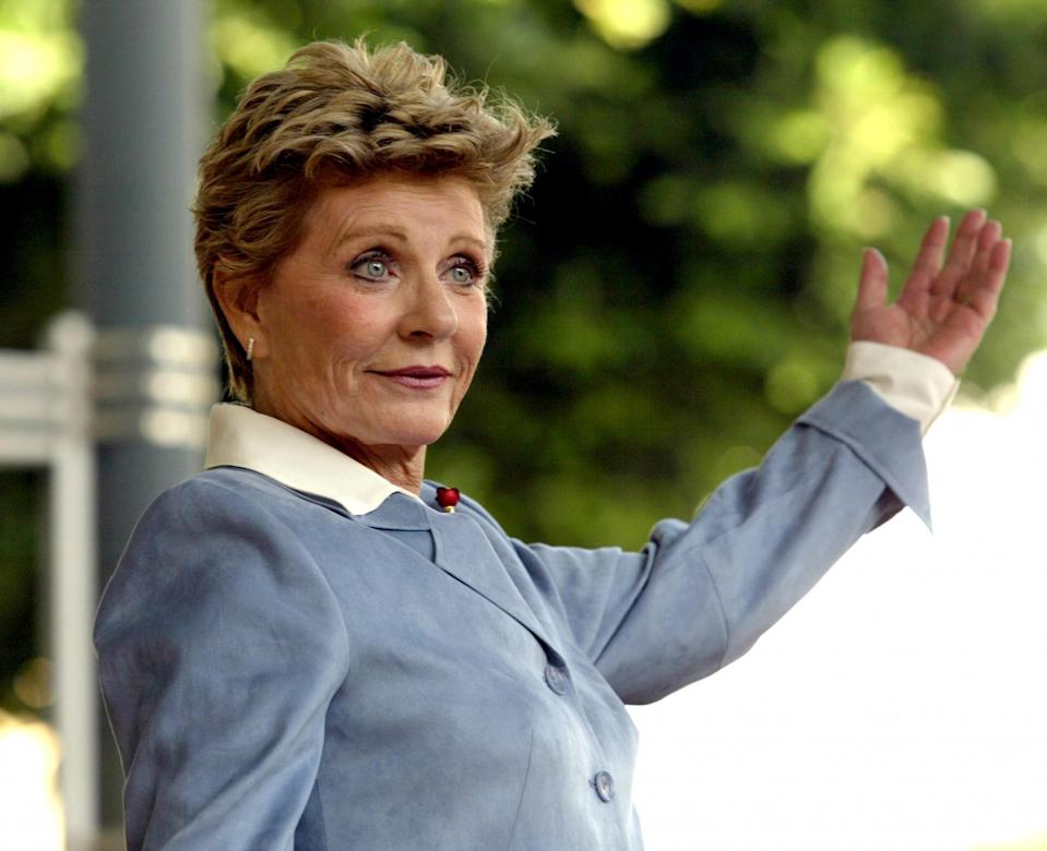 <p>Actress Patty Duke died on March 29, 2016 at 69 from sepsis. Photo from Getty Images </p>