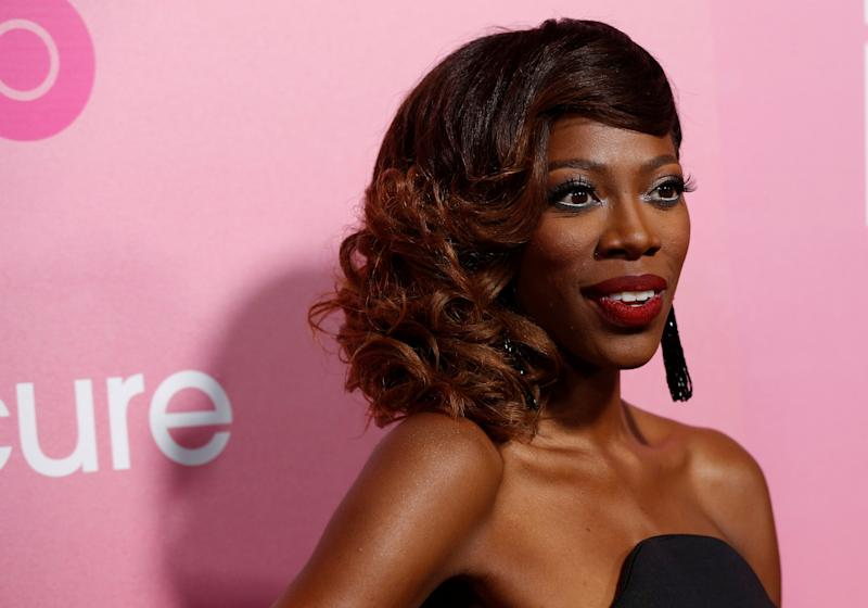 "Yvonne Orji, star of HBO's ""Insecure."" (Mario Anzuoni / Reuters)"