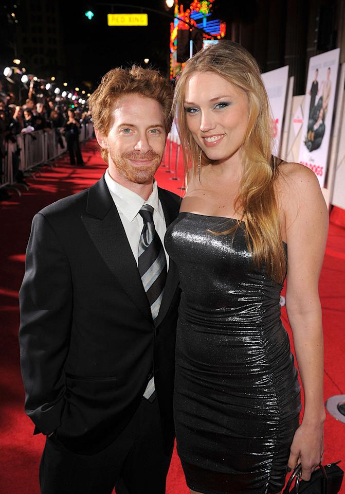"""<a href=""""http://movies.yahoo.com/movie/contributor/1800018683"""">Seth Green</a> and <a href=""""http://movies.yahoo.com/movie/contributor/1809089149"""">Clare Grant</a> at the Los Angeles premiere of <a href=""""http://movies.yahoo.com/movie/1809918087/info"""">Old Dogs</a> - 11/09/2009"""