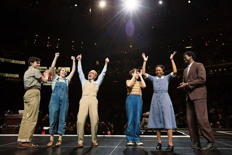 To Kill a Mockingbird at Madison Square Garden | Little Fang