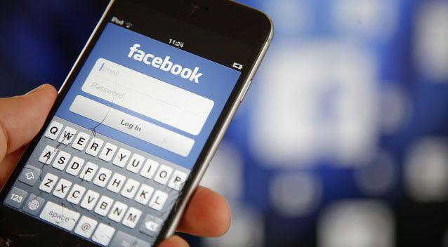For those who have clicked on the link, experts have advised Facebook users to change their password. Photo: Getty