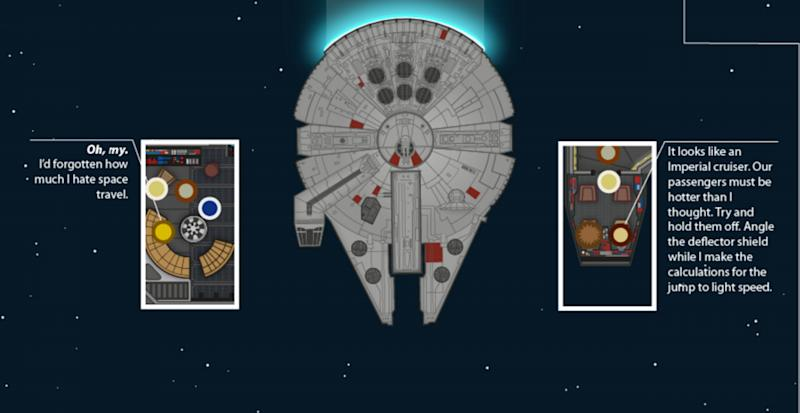 This Epic 'Star Wars' Infographic Will Blow Your Mind
