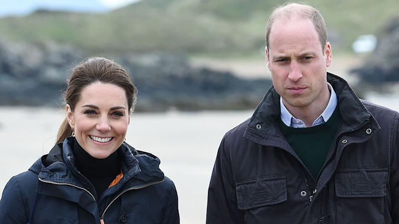 Kate Middleton 'sacrificed herself' to marry William claims Diana biographer