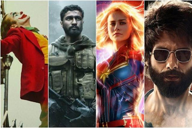 Top 10 Movies of the Year