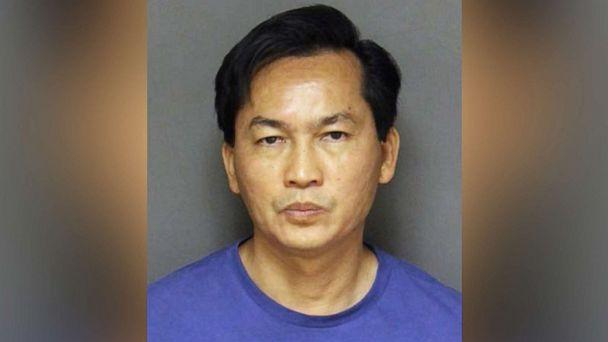 PHOTO: Chuyen Vo, 51, of Huntington Beach, Calif., is pictured in a booking photo released by the Fullerton Police Department. (Fullerton Police Department)