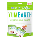 <p>If you're expecting some trick-or-treaters from the sour-loving set, grab a bag of these <span>YumEarth Organic Sour Beans</span> ($7 for 10 bags) to have on hand. With pucker-inducing flavors like Perfectly Peach and Mango Tango, kids will love this all-natural snack.</p>
