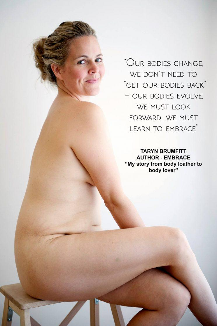 Nude Mature Female Body