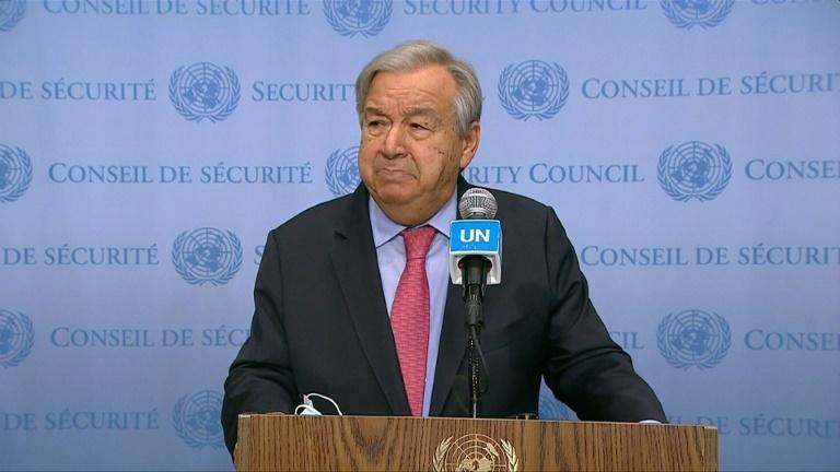 UN chief slams 'broken' Taliban promises made to women and girls