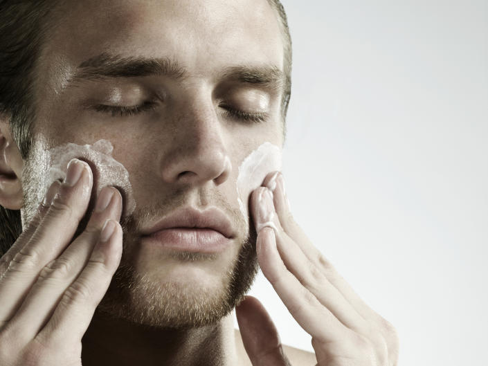Experts are predicting a boom in the male beauty industry. (Getty Images)