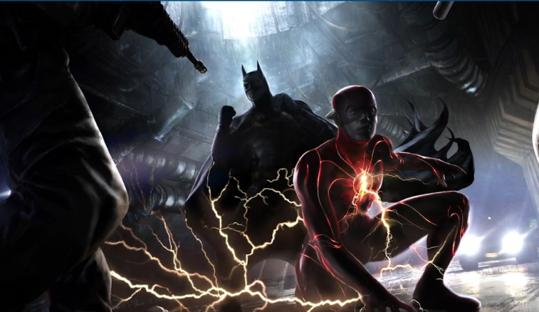 Ben Affleck Will Play Batman in The Flash Movie