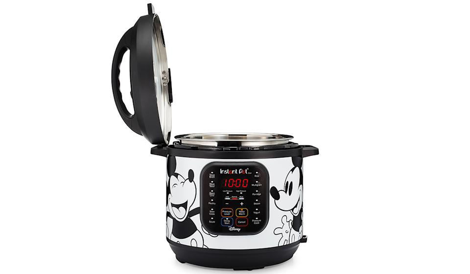 A fun instant pot that'll have you flipping your lid! (Photo: Walmart)