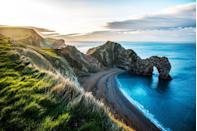 """<p>The Jurassic coast stretches from Exmouth in East Devon to Studland Bay in Dorset, and is arguably one of the most beautiful stretches of coast in the world. Visit Durdle Door (pictured) for Game Of Thrones style photos, or head to the tranquil seaside town of Sidmouth. Or how about the historic Lyme Regis?</p><p><a class=""""link rapid-noclick-resp"""" href=""""https://go.redirectingat.com?id=127X1599956&url=https%3A%2F%2Fwww.booking.com%2Fsearchresults.en-gb.html%3Flabel%3Dgen173nr-1DCAEoggI46AdIM1gEaFCIAQGYAQm4AQfIAQzYAQPoAQGIAgGoAgO4AqOolPoFwAIB0gIkMmQ4NGJmZDEtYTc1YS00MmQ4LWFjYWEtMzM0NDBjYjU0Y2Fi2AIE4AIB%26lang%3Den-gb%26sid%3Dd557a040829a867b722f4b6cf8934591%26sb%3D1%26sb_lp%3D1%26src%3Dindex%26src_elem%3Dsb%26error_url%3Dhttps%253A%252F%252Fwww.booking.com%252Findex.en-gb.html%253Flabel%253Dgen173nr-1DCAEoggI46AdIM1gEaFCIAQGYAQm4AQfIAQzYAQPoAQGIAgGoAgO4AqOolPoFwAIB0gIkMmQ4NGJmZDEtYTc1YS00MmQ4LWFjYWEtMzM0NDBjYjU0Y2Fi2AIE4AIB%253Bsid%253Dd557a040829a867b722f4b6cf8934591%253Bsb_price_type%253Dtotal%2526%253B%26ss%3DJurassic%2BCoast%252C%2BUnited%2BKingdom%26is_ski_area%3D0%26ssne%3DBiarritz%26ssne_untouched%3DBiarritz%26group_adults%3D4%26group_children%3D0%26no_rooms%3D1%26from_sf%3D1%26ss_raw%3DJurassic%2BCoast%26ac_position%3D0%26ac_langcode%3Den%26ac_click_type%3Db%26dest_id%3D14553%26dest_type%3Dregion%26place_id_lat%3D50.683125%26place_id_lon%3D-2.672153%26search_pageview_id%3D2eef5fd1d006019e%26search_selected%3Dtrue%26region_type%3Dfree_region&sref=https%3A%2F%2Fwww.cosmopolitan.com%2Fuk%2Fentertainment%2Ftravel%2Fg30397906%2Fbest-places-to-visit-uk%2F"""" rel=""""nofollow noopener"""" target=""""_blank"""" data-ylk=""""slk:BOOK NOW"""">BOOK NOW</a></p>"""