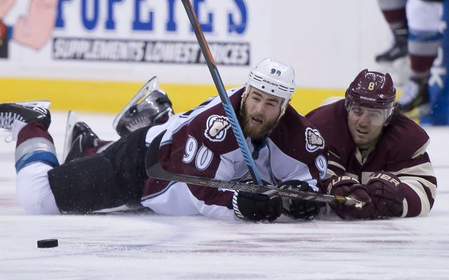 Report: Ryan O'Reilly hits Tim Hortons in new truck, charged with impaired driving