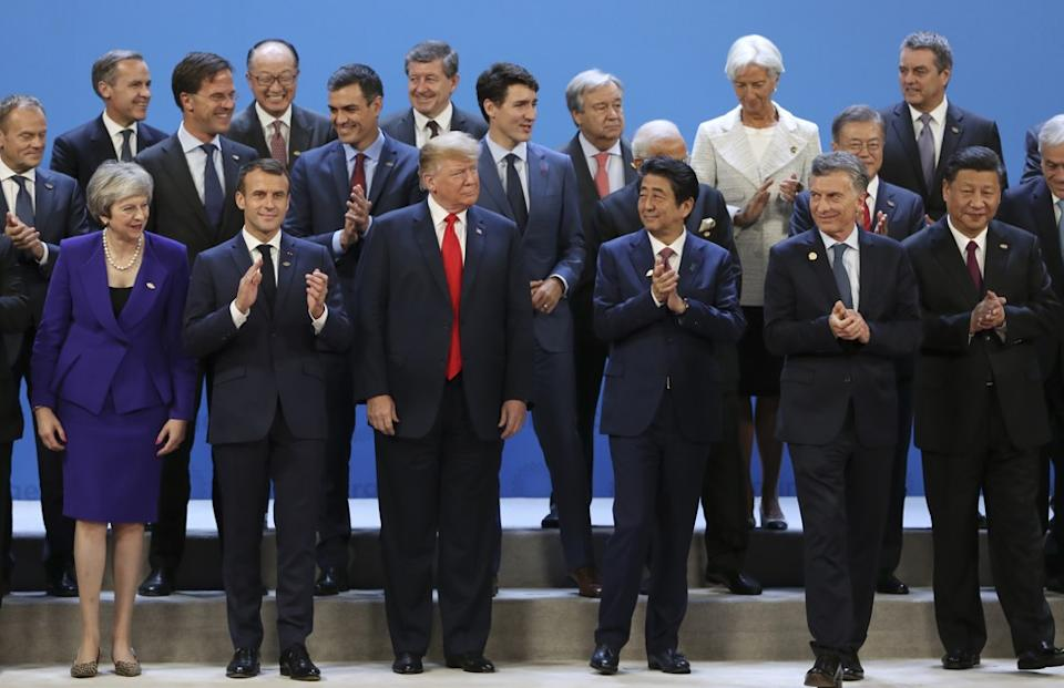 Chinese President Xi Jinping and US counterpart Donald Trump last met at the G20 summit in Argentina in December. Photo: AP